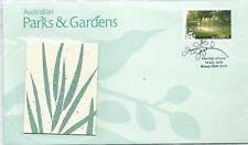 2009 Parks & Gardens Limited Issue FDC No 3193/15,000 FDI Botany NSW 14 July