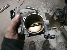 2005 05 Subaru Outback Legacy Throttle Body & TPS Sensor 2.5