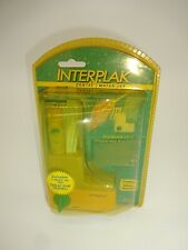 Interplak Conair Compact Dental Water Jet Cordless Battery Operated WJ3CS Sealed