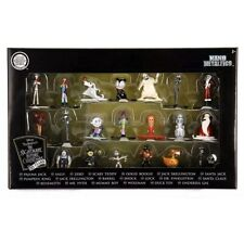 Nano Metalfigs Nightmare Before Christmas Disney Jada - 20x Figure Pack - NEW