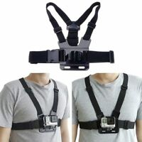 Body Chest Harness Strap Belt Holder For Camera Gopro Hero 4/3/3+ Xiao Mi Yi
