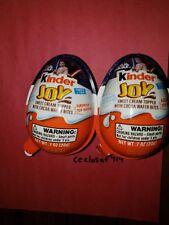 Kinder joy Surprise Egg Star Wars lot of 2