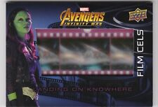 Marvel Avengers Infinity War FC19 Film Cels Card by Upper Deck
