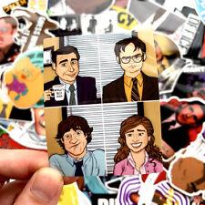 The Office Stickers - 62 Vinyl Stickers - Michael Scott Fans - USA Seller