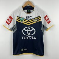 NRL Cowboys Jersey Mens Size Small ISC Official Product North Queensland