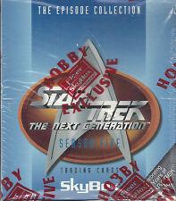 TC Star Trek Season 5 Hobby Box 48 Packs