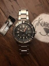 Seiko Prospex Automatic Diver SRP587 Watch Sumo Marine Master Turtle SS Monster
