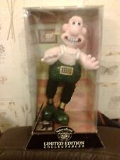 WALLACE THE WRONG TROUSERS TEDDY PLUSH APPROX 16 INCHES HIGH NEW NEVER USED BOX
