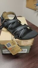 Womens Spenco Total Support Andi Sandals Black Size 6