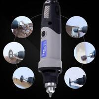 6 Variable Velocidad Eléctrica Amoladora Taladro Rotatorio Herramienta 400W 220V