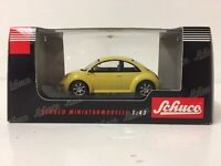Schuco Miniatur Modelle VW New Beetle Die Cast Modle Scale 1:43 No: 04532