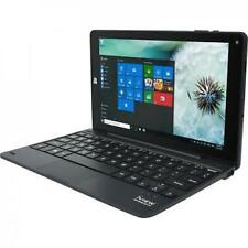 """2 In 1 Tablet Laptop 8.95"""" Touch Screen Windows 10 Intel Atom Bay Tray 32 GB"""
