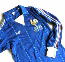 France Home football shirt 1982/1983 Jersey Maillot