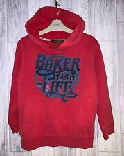 Boys Age 7-8 Years - Ted Baker Hooded Top