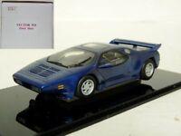 Ban Seng BAN014C 1/43 1990 Vector W8 Handmade Resin Model Car