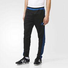 Vêtements de fitness bleus adidas taille M pour homme