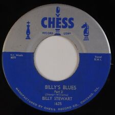 BILLY STEWART: Billy's Blues US CHESS, 625 Chicago Classic R&B 45 NM-