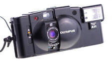 Olympus XA 2 avec Zuiko 35 mm f 3,5 + Flash a11 Tested and working