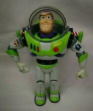"Toy Story Disney Pixar Thinkway Buzz Lightyear 12"" Action Figure Talking Toy"