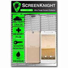 ScreenKnight HTC One A9 FULL BODY SCREEN PROTECTOR invisible Military shield