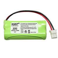 Battery for VTech CL CS DS LS SN Series Home Cordless Phones, BT162342 BT262342