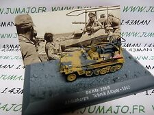 PZ5 Tank (Tanque) militar 1/72 PANZER nº5 SdKfz 250/5 Afrika korps Libia Tobruk