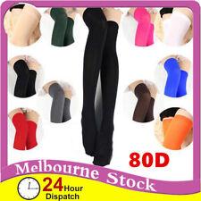 Girls Womens Long Socks Tights Pantyhose Over Knee Thigh High Stockings Hosiery