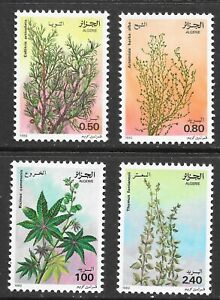 Algeria (1982) - Scott # 690 - 693,   MNH