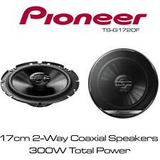 """PIONEER TS-G1722i 17 cm 6.5"""" Altavoces De Coche Par 300 W Cm 16.5 2WAY Coaxial Co Axial"""
