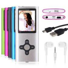 "Portable Digital MP3 MP4 Player 1.8"" LCD Screen FM Radio movie Player + EarPhone"