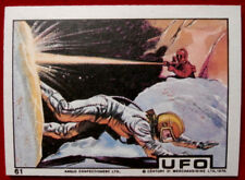 UFO - ANGLO (1970) - Card #61 - Lunar Confrontation - Individual Trading Card