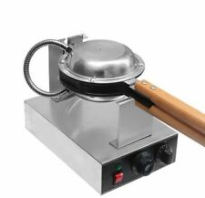 Great Stainless Steel Electric Egg cake oven Qq Egg Waffle Maker machine 220v