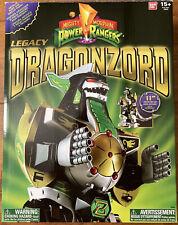 Mighty morphin power rangers legacy dragonzord