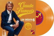 """Claude François 10""""+CD Les Inédits 6 - Tirage Limité 1000 exemplaires"""