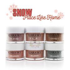 Kiara Sky Dip Powder SNOW PLACE LIKE HOME COLLECTION NEW SPRING 2019 #597-602