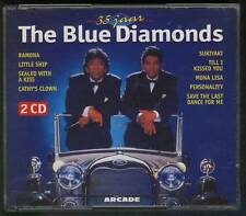 THE BLUE DIAMONDS 35 Jaar 2-CD BOX RARE ARCADE w ramona sukiyaki love hurts