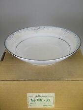 Noritake Sweet Savannah Soup Bowls Set of 4 NEW IN BOX