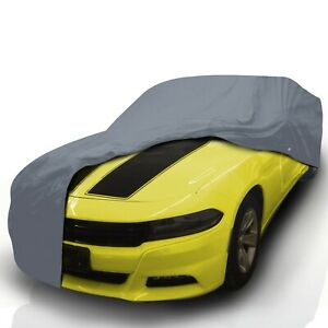[CSC] Breathable Waterproof Full Car Cover for Dodge Charger B-body 1966-1978