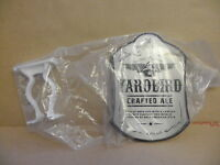 Greene King Yardbird Ale Beer Pump Clip with clip NEW