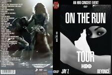 Beyonce and Jay-Z On The Run Tour DVD