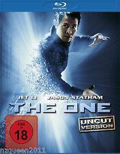 The One - Uncut Version [Blu-ray] Jet Li, Jason Statham * NEU & OVP *