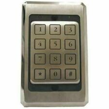 Bosch Security Access Pin Keypad Stainless Steel 26bit Wiegand Security D8229