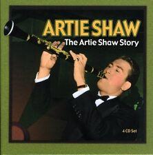 Artie Shaw Story - Artie Shaw (2005, CD NEU)4 DISC SET