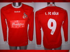 FC Koln Match Player S Shirt Jersey Trikot Reebok Football Soccer Cologne L/S