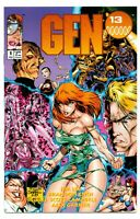 1)GEN 13 #1(2/94)JIM LEE/J.SCOTT CAMPBELL(GRUNGE/FAIRCHILD)NM/NM+(CGC IT)HOT!!!!