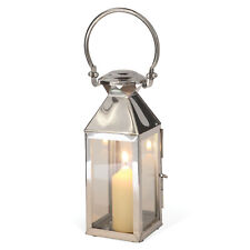Culinary Concepts - Extra Small Stainless Steel Freestanding Chelsea Lantern