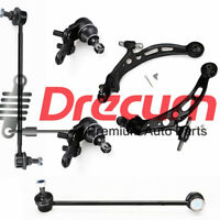 6PC Front Control Arm Ball Joint Sway Bar End Link Set for Camry Avalon ES300