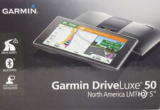Garmin DriveLuxe 50 North America LMTHD Brand New