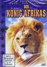 DVD NEU/OVP - Der König Afrikas - Ein Film von Hugo Van Lawick