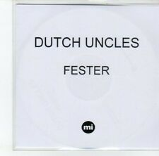 (DJ880) Dutch Uncles, Fester - 2012 DJ CD